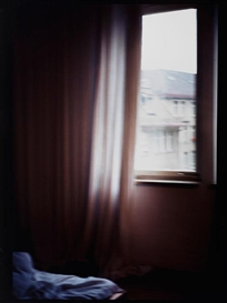 Artwork by Nan Goldin, HOTEL ROOM, ZURICH, Made of Cibachrome print