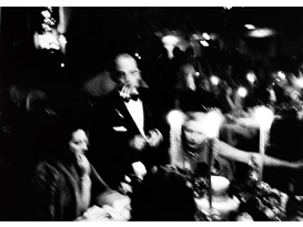 William Klein, ELSA MAXWELL CHARITY TOY BALL IM WALDORF ASTORIA, NEW YORK