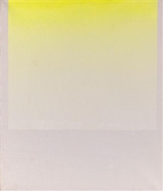 Artwork by Rupprecht Geiger, 693/74 (Farbe ist Licht), Made of Acrylic on canvas