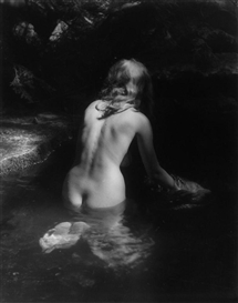 Artwork by Josef Breitenbach, Bathers, Made of Gelatin silver print