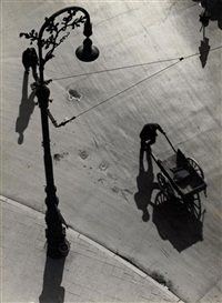 "Artwork by Paul Wolff, ""Schattenspiel"", Made of Gelatin silver print"