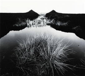 "Artwork by Robert Häusser, ""Moor"", Made of Gelatin silver print"