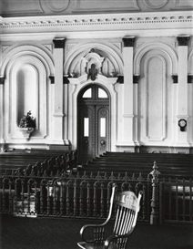 Artwork by William Clift, courthouses, Made of Silver prints