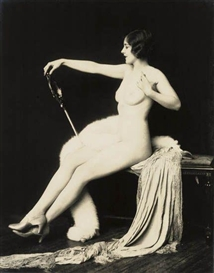 Artwork by Alfred Cheney Johnston, Bonnie Murray, Ziegfeld, Made of Silver print