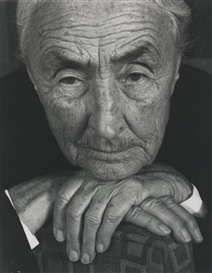 Artwork by Ansel Adams, GEORGIA OKEEFFE, Made of photograph