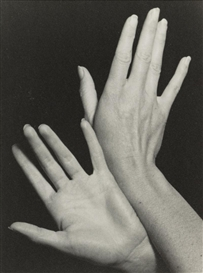 Man Ray, LES MAINS DE JULIET