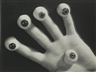 Pierre Jahan, HAND WITH FIVE EYES