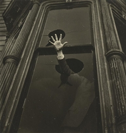 John Gutmann, THE CRY