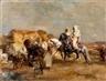 Henri Rousseau, Halte de cavaliers