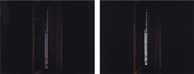 Luisa Lambri, 2 Works: Untitled (Darwin D. Martin House, #01); Untitled (Darwin D. Martin House, #02)