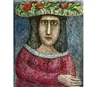 Alpo Jaakola, Woman with a Flower Hat