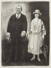 George Bellows, Married Couple
