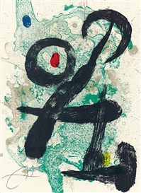 Joan Miró, The Splits