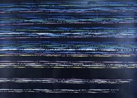 Artwork by Piero Dorazio, Untitled, Made of Mixed media on paper
