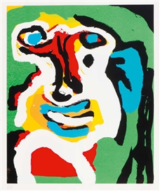 Karel Appel, Hello!