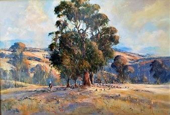 High Country, Dwellingup, WA By Henry Mclaughlin ,1997