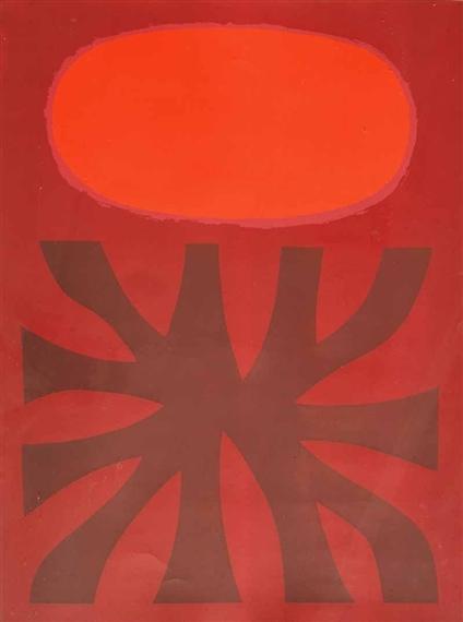 Coburn John | Sunburst (1976) | MutualArt