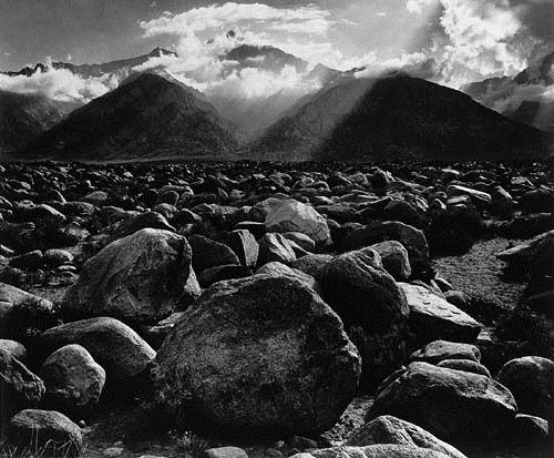 ansel adams sierra nevada - photo #15