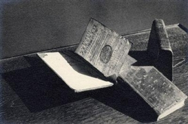 Artwork by Emmanuel Sougez, Still-life, Made of Gelatin silver print