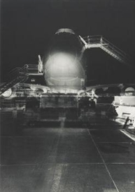 Artwork by Vera Lutter, Frankfurt Airport VIII, Made of Unique gelatin silver print