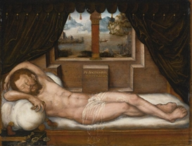 Lucas Cranach the Elder, THE DYING MARC ANTHONY
