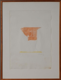Artwork by Helen Frankenthaler, UNTITLED, Made of Lithograph