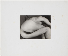 Edward Weston, NUDE SONYA