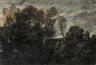 László Paál, Figure in a Landscape