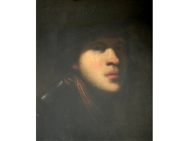 Rembrandt, SELF PORTRAIT