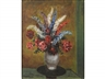 Mervyn Peake, A VASE OF FLOWERS