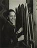 Otto Hagel, African-American woman laughing