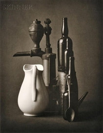 Artwork by John Jonas Gruen, Untitled, Made of Gelatin silver print