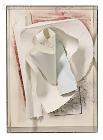 Anthony Caro, Paper Sculpture No. 27 (Box Tree)