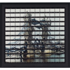 Artwork by Thomas Kellner, London, Tower Bridge, Made of C print photograph