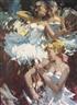 Fritz Klaiberg, Study of Ballet Dancers