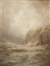 William Trost Richards, Rocky Sea Coast