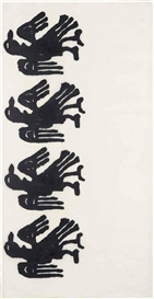 Christopher Wool, Untitled (R18)