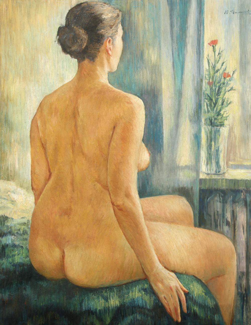 Эротика в советском искусстве 26 фотография