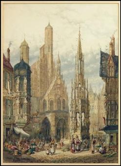Artworks of henry thomas schafer british 1854 1915 for Deutsche bank nurnberg