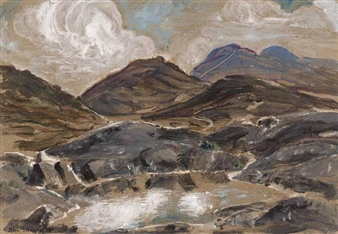 EAGLE MOUNTAIN By Patric Stevenson ,1951