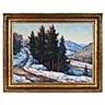 Arthur Gibbes Burton, Landscape