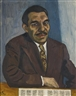 Alice Neel, PORTRAIT OF MORRIS SHILLER