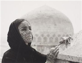 "Shirin Neshat, From ""Soliloquy"" series"