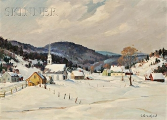 Peru, Vermont By Jacob I. Greenleaf