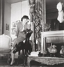 Louise Dahl-Wolfe, Coco Chanel in her Apartment