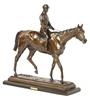 I. Bonheur, Jockey Up