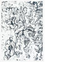 Artwork by Jean Dubuffet, Boues Et Ravines, Made of Lithograph