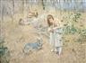 John Lennox, Pioneer Children