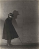 Margrethe Mather, Edward Weston in Shadow
