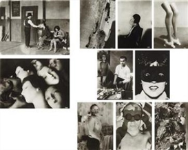 Artwork by Umbo, 10 Photographs, Made of gelatin silver prints